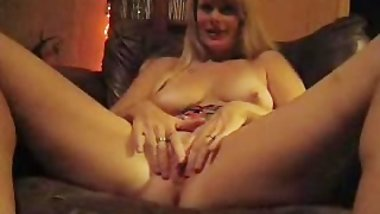 Naughty Milf Gets Off On Film