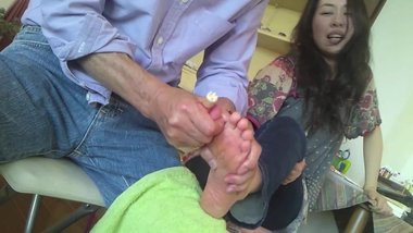 Japanese Foot Torture With Wooden Stick Instructional Video 2
