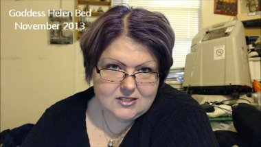 Goddess Hellen Bed tells the truth about tiny dick sissys