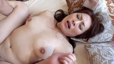 Asian Milf Cums and Cums again