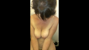 French blowjob handjob and anal in the toilets!!!