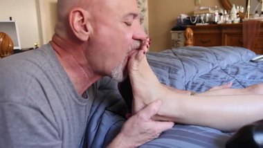 Ms. Christina footworship