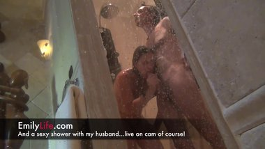 follow me a day on my livecam, a swinger wife showing you everything