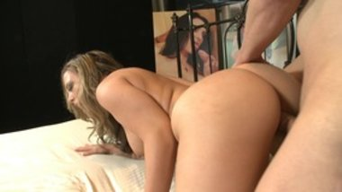 Naughty milf with a nice body is riding schlong for a nasty spermshot