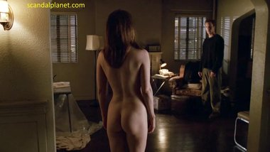 Mary-Louise Parker Nude Boobs And Bush In Angels In America TV Series