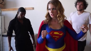 supergirl gang bang
