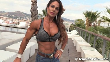 Cris Goy Arellano what a dream of a Spanish horny Physique whore_01