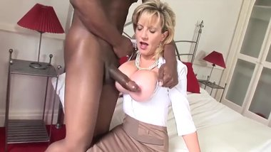 Lady Sonia Fucked by The Shaft
