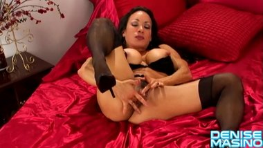 Denise Masino - Garter Shoot