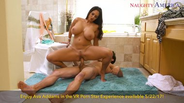 Big Tits Ava Addams montage - Watch her in VR Porn Star Experience 5/22/17!