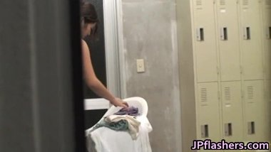 Free jav of Asian MILF Showers part3